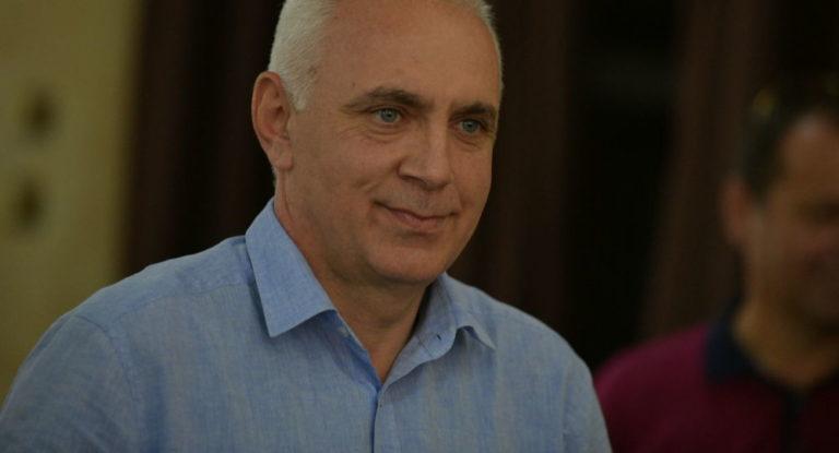 Алхас Квициниа провёл встречу с СРКООРА