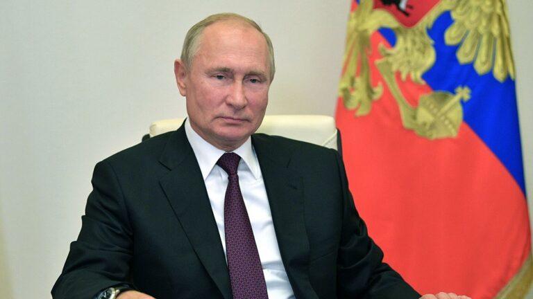 Русская община Абхазии КСОРС поздравляет Владимира Путина с Днём рождения