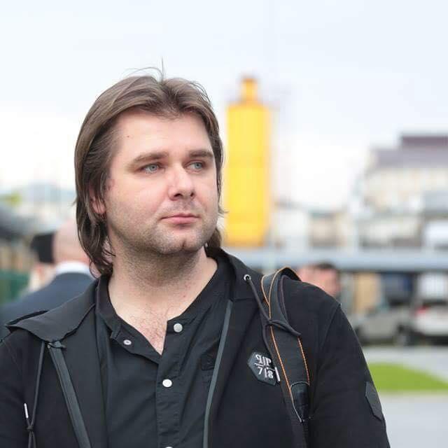 КСОРС поздравляет с днём рождения руководителя пресс-службы Дмитрия Статейнова