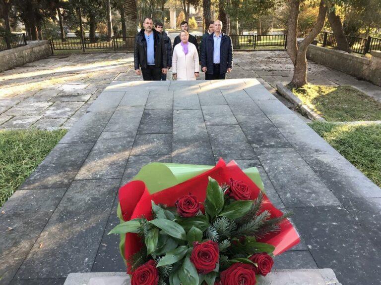 Члены КСОРС почтили память Надежды Курченко, которой в эти дни исполнилось бы 70 лет