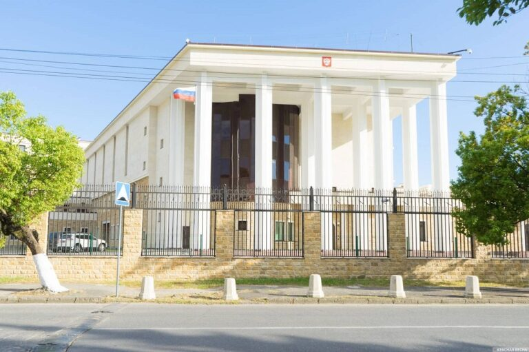 Посольство РФ в Абхазии: «КСОРС ведет востребованную работу, направленную на консолидацию русских соотечественников»