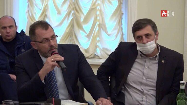 Выступление председателя КСОРС на совещании в администрации президента Абхазии (ВИДЕО)