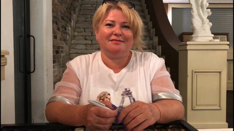 КСОРС поздравляет с днём рождения Елену Жилинскую
