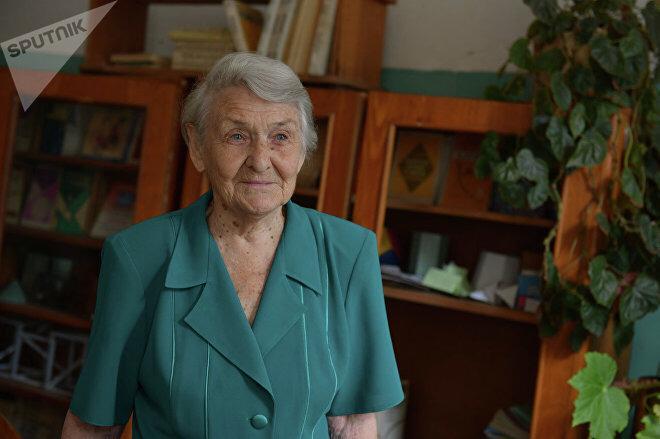 КСОРС поздравляет с днём рождения председателя Русской общины Ткуарчалского района Валентину Давыдову
