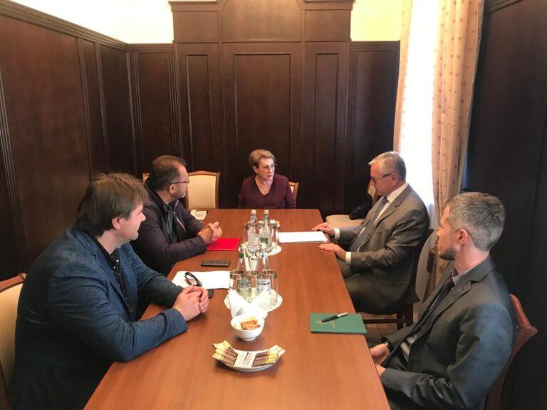 Представители КСОРС обсудили с послом РФ вопросы соотечественников