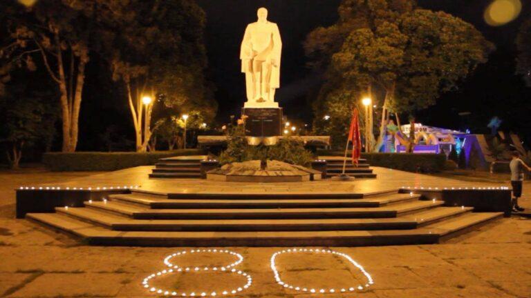 КСОРС Абхазии принял участие в акциях «Свеча памяти» и «Мы вместе» к 80-летию начала ВОВ