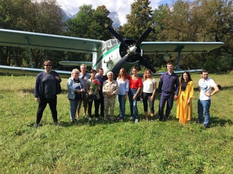 Завершилась двухдневная гуманитарная миссия в высокогорное село Псху
