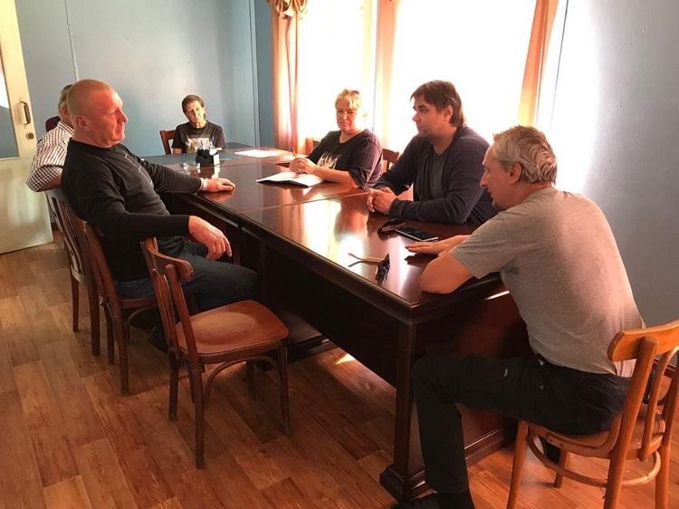 Руководство высокогорного села Псху будет помогать «Платформе» реализовывать проект «Кавказский фронт»