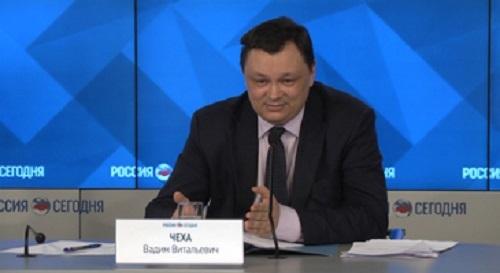 Поздравляем руководителя Русского дома в Сухуме с днём рождения