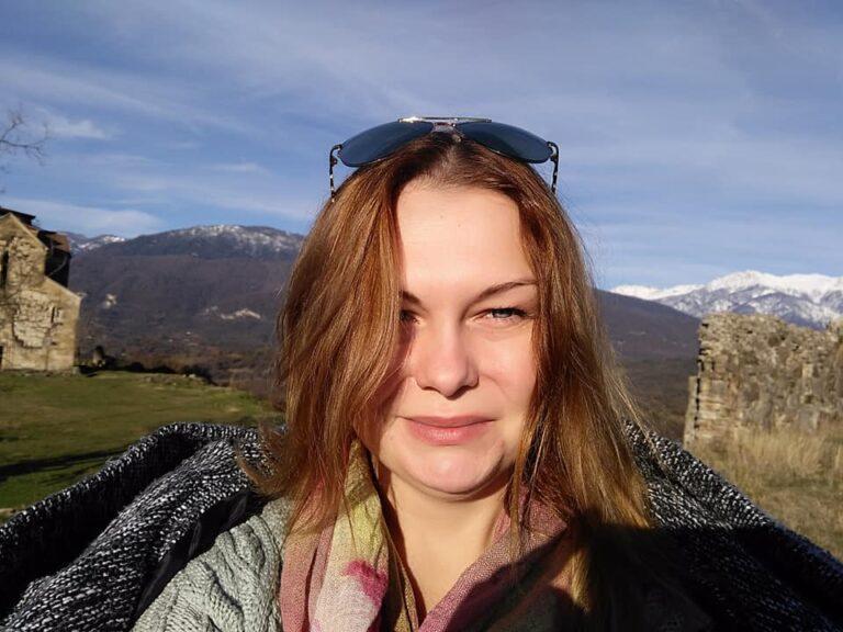 Поздравляем с днём рождения Анну Калягину