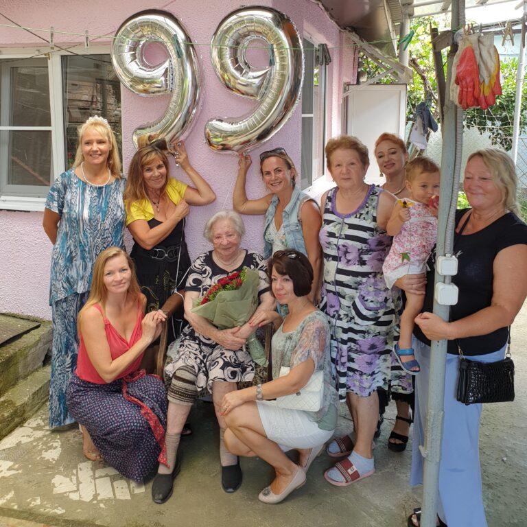 Фонд «Справедливость. Благополучие. Развитие» поздравил с днём рождения ветеранов, родившихся в августе