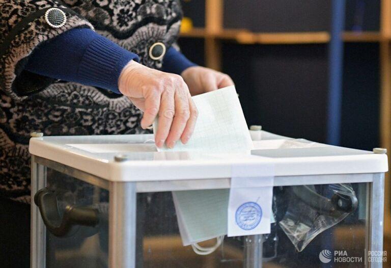 Опубликованы адреса участков в Абхазии на выборах в Госдуму РФ