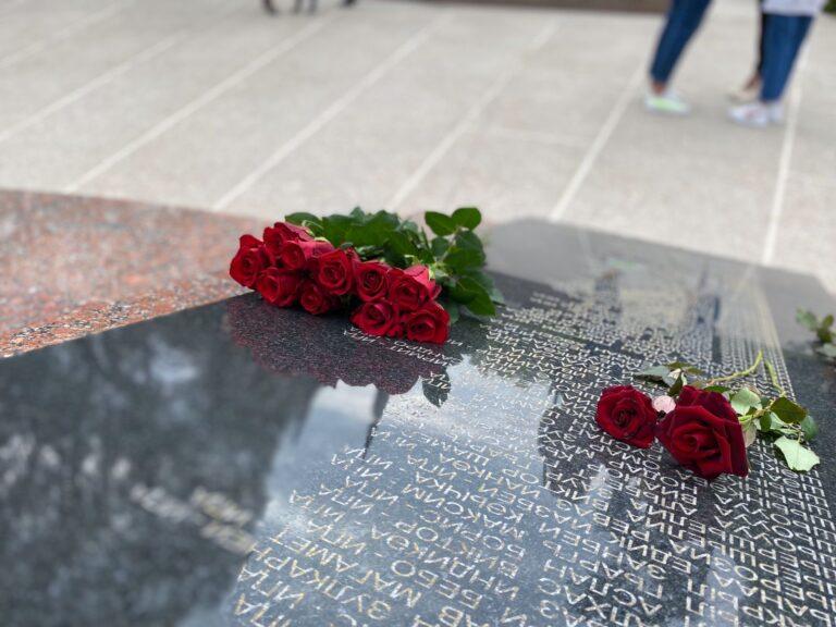 КСОРС принял участие в мероприятиях, посвящённых 28-летию победы в Отечественной войне народа Абхазии