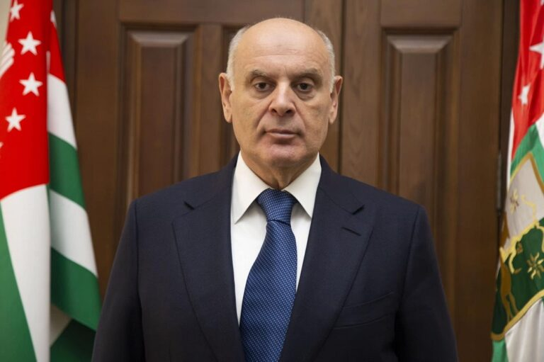 Президент Абхазии Аслан Бжания направил приветственный адрес участникам II Страновой конференции русских соотечественников